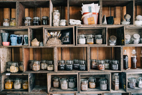 A Sustainable Pantry