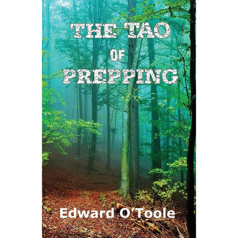 Bringing you our Friday Folder - let's look at The Tao Of Prepping