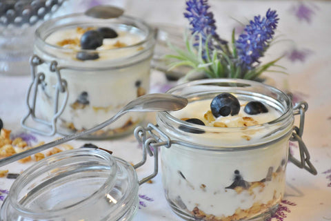 Provides your own high-production yoghurt factory!