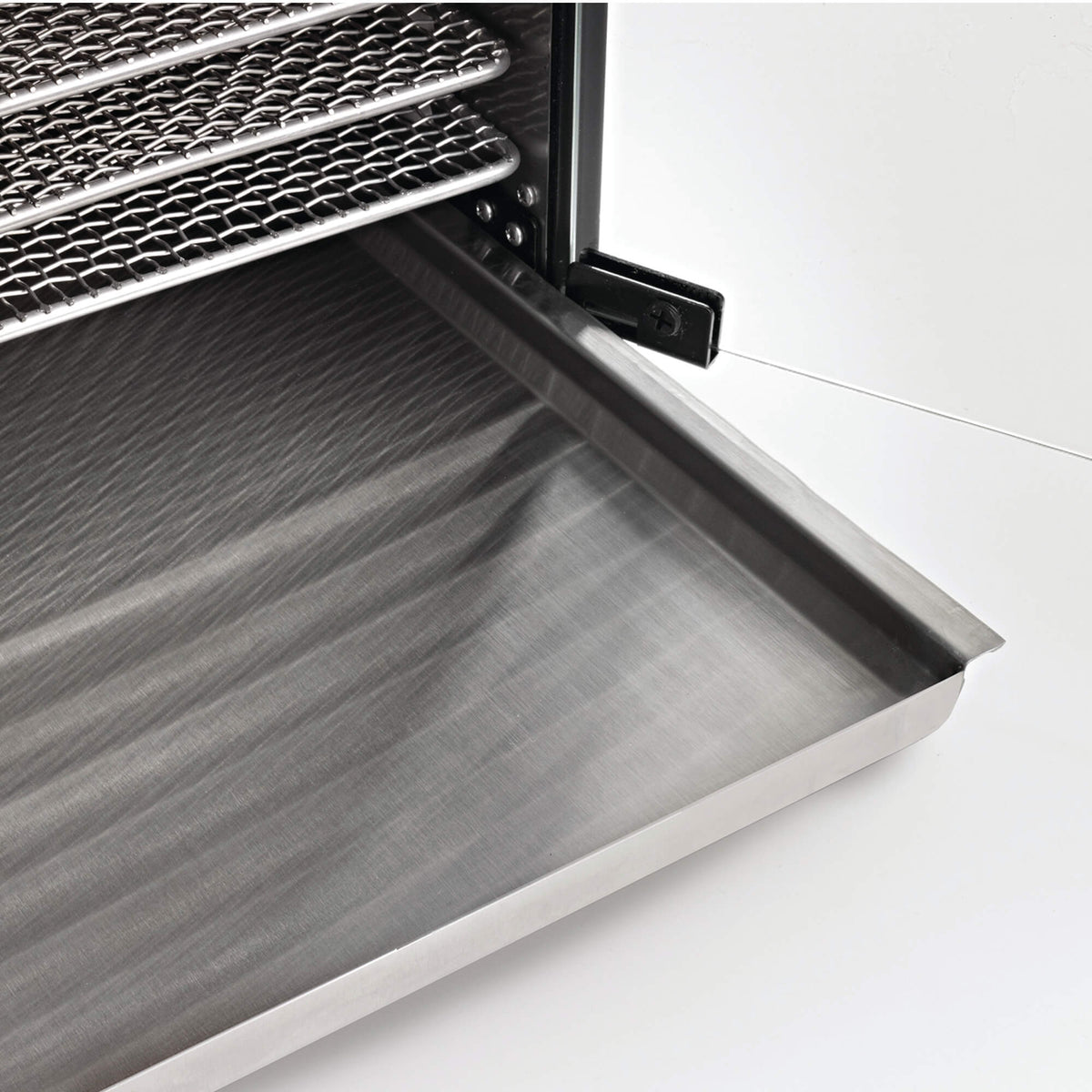 Excalibur EXC10EL 10 tray stainless steel digital dehydrator drip tray.