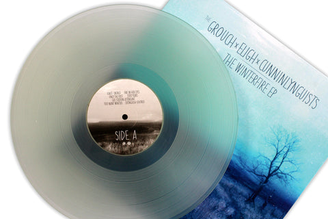 The Grouch & Eligh x Cunninlynguists - WinterFire EP Vinyl