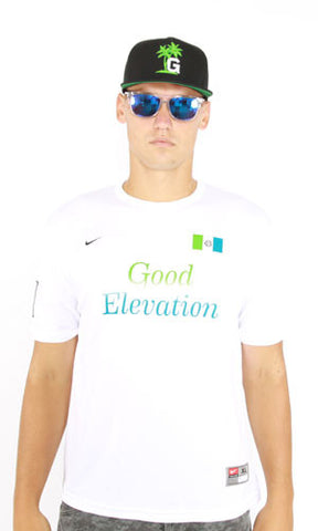Good Elevation Jersey - White