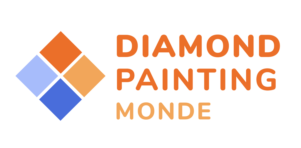 Diamond Painting Monde