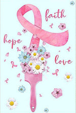 Pink Ribbon | Faith Love Hope