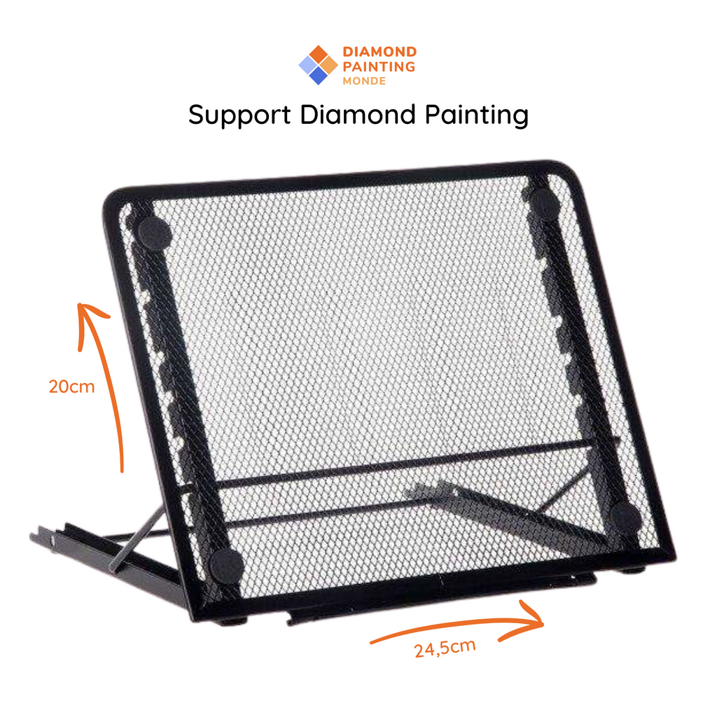 Support Diamond Painting
