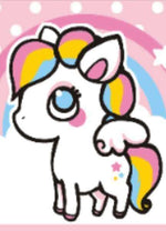 Adorable Poney arc-en-ciel