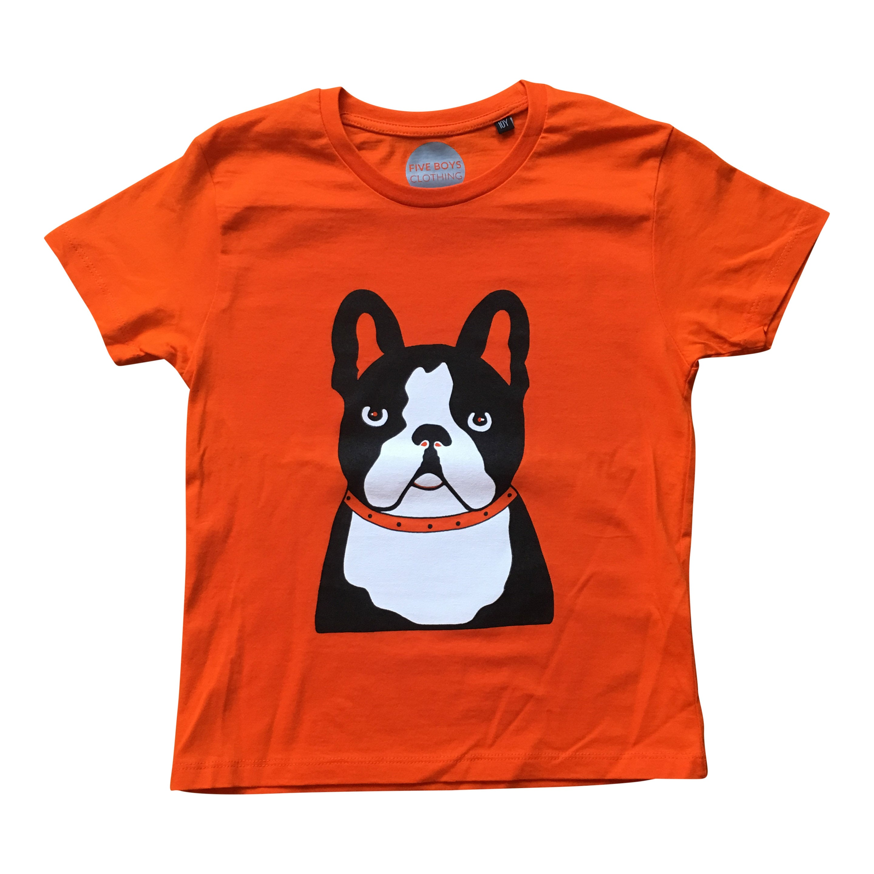 Dog T-shirts For Boys