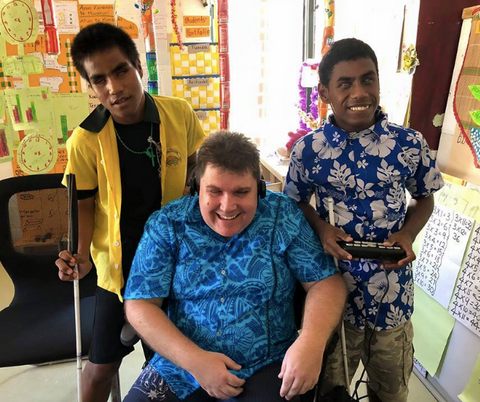 Kiribati School for Special Needs