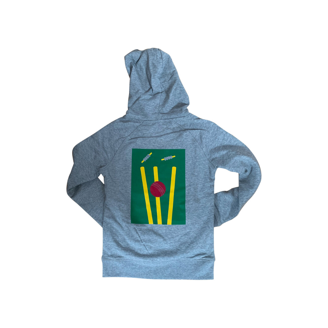 NEW Cricket Print Boy's Sweatshirt with Hood