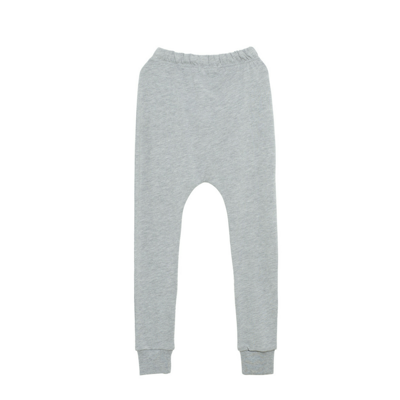 I DIG DENIM Wayne Pants // Grey Melange