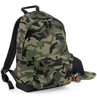 Camo Backpack for Boys