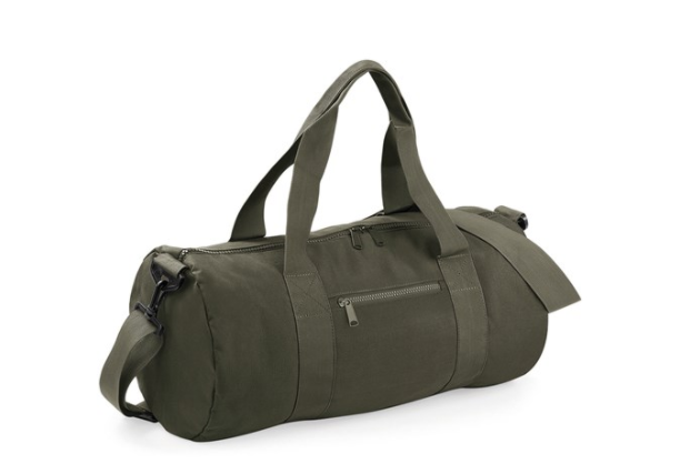 Military Green Kit Bag for Boys