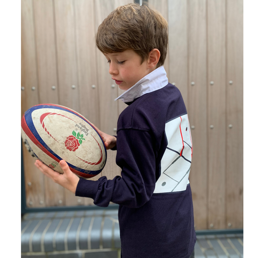 unusual rugby shirt for boys