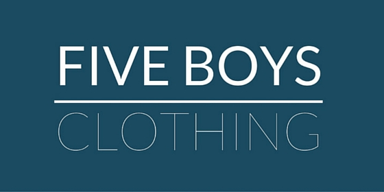 FIVE BOYS CLOTHING
