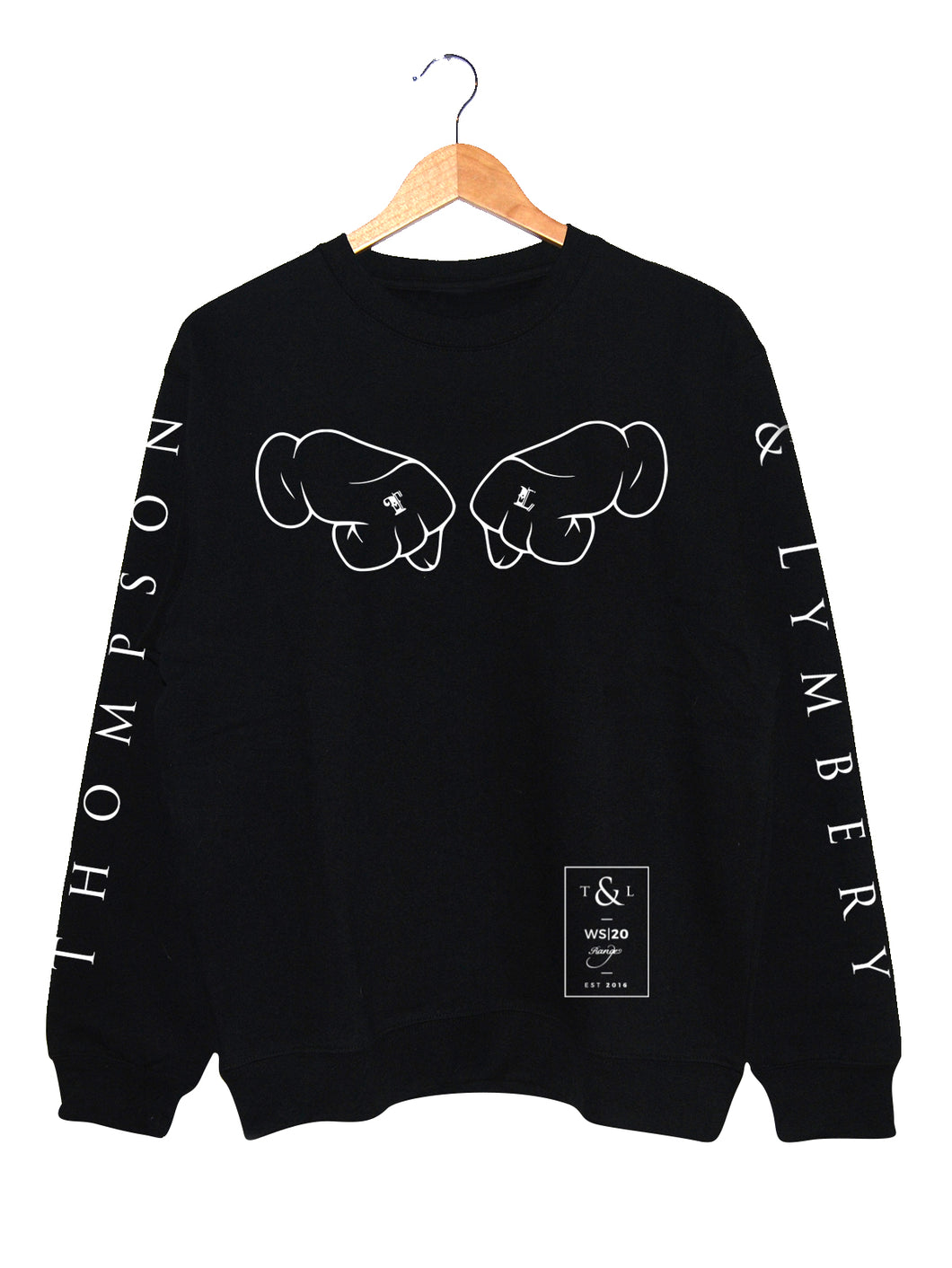 Fists Of Glory | Men's Sweater