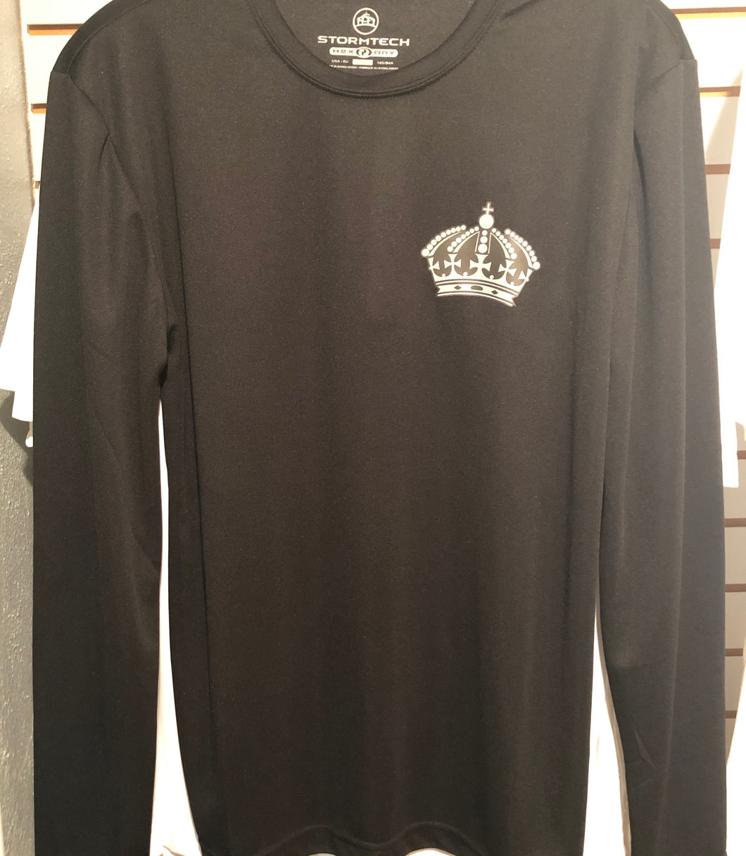 Stormtech Black Long Sleeve