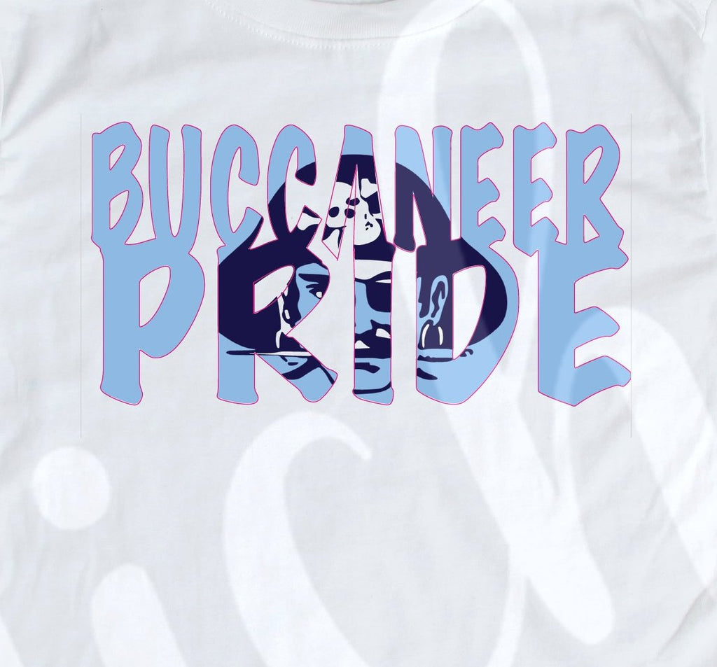 *Barbe Buc Pride Decal