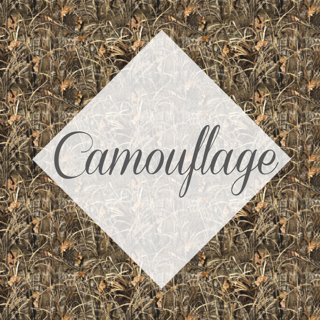 *Camouflage Vinyl Collection (CAM)