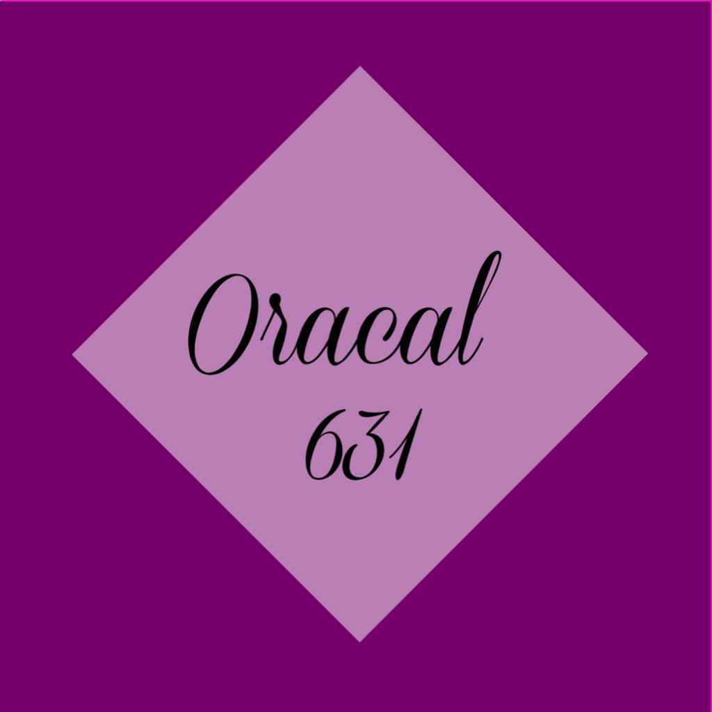 "Oracal 631 Adhesive 12""x 5ft Roll"