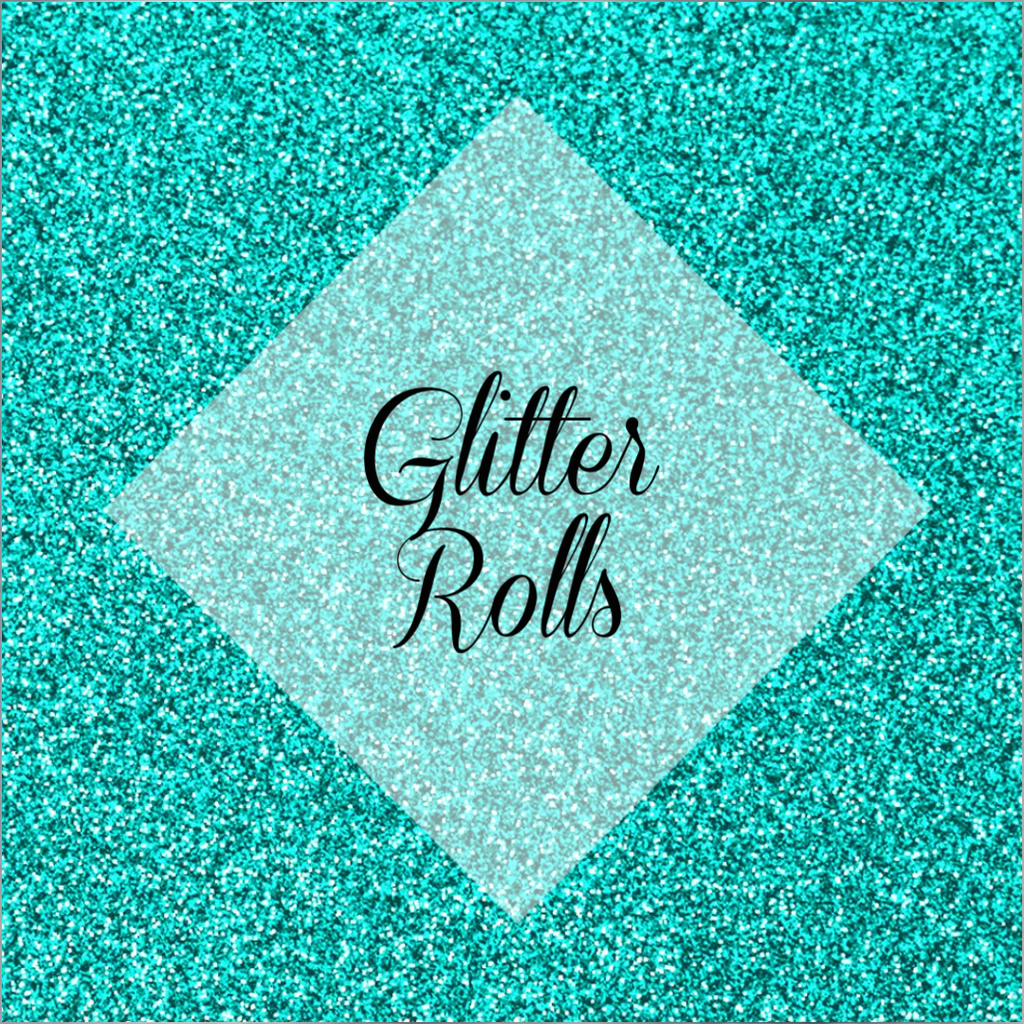HTV Glitter 5 Foot Roll DISCOUNTED