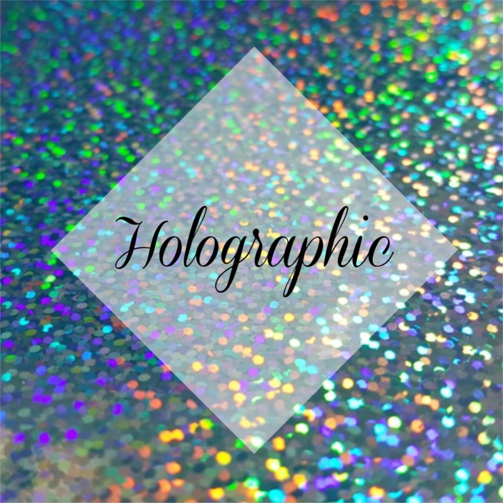 "HTV Holographic Vinyl 9""x12"" Sheets"