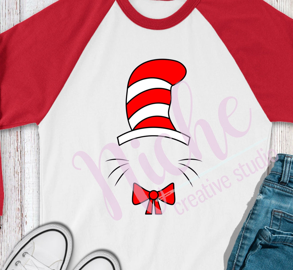 * Cat in the Hat  Decal