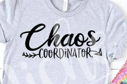 * Chaos Coordinator Screen Decals