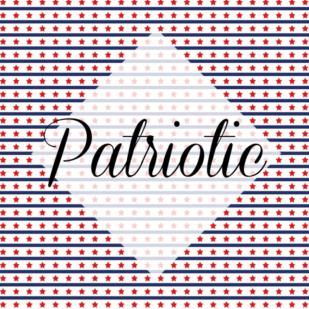 *Patriotic Vinyl Collection (PAT)