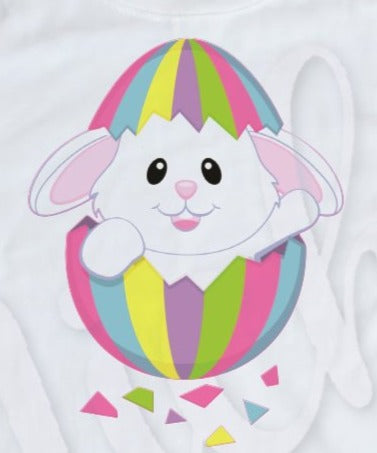 * Easter Bunny Decal