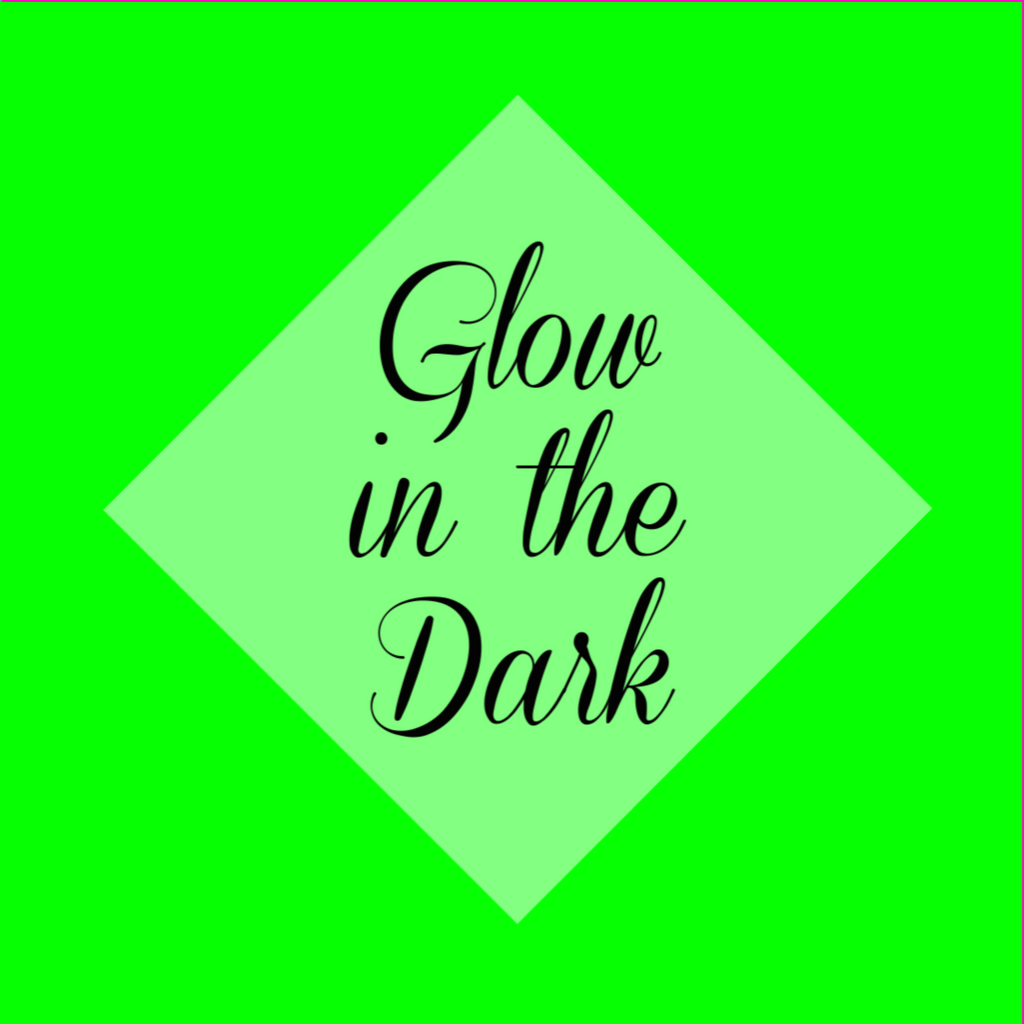 "HTV Glow In the Dark 9""x12"" Sheets"