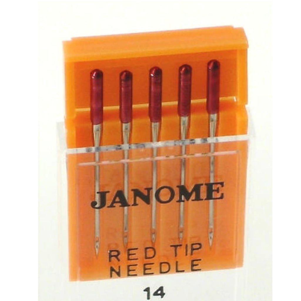 Red Tip Needles