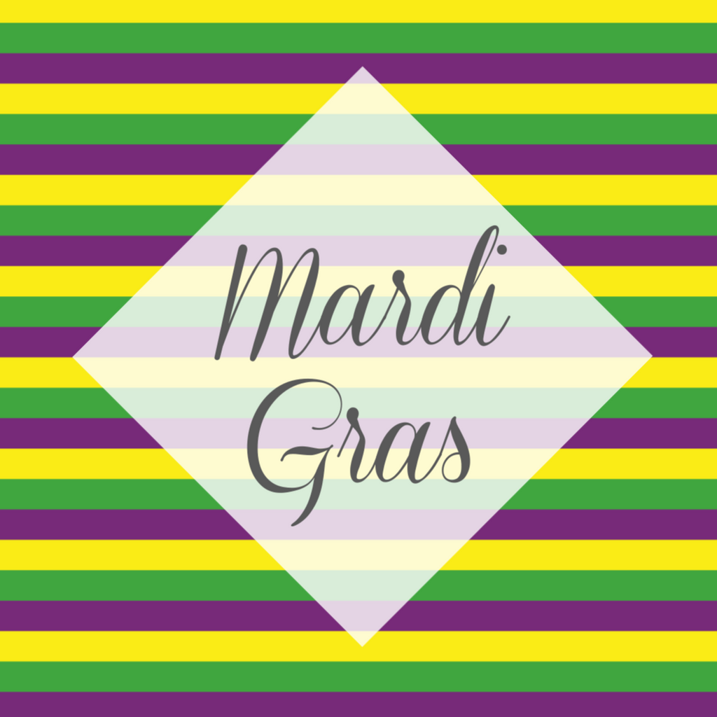 *Mardi Gras Vinyl Collection (MG)