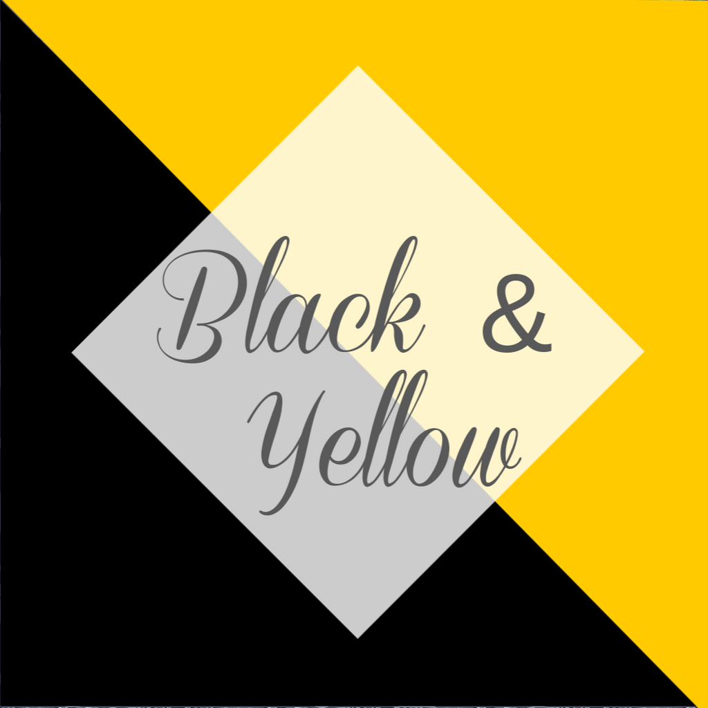 *Black & Yellow Collection (SV BY)