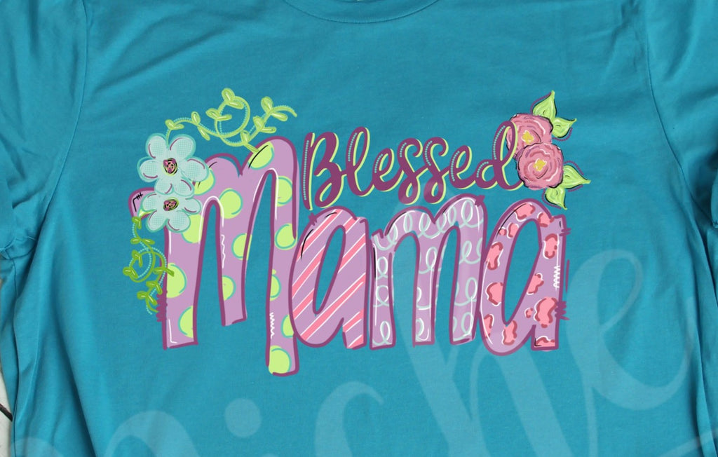 * Blessed Mama