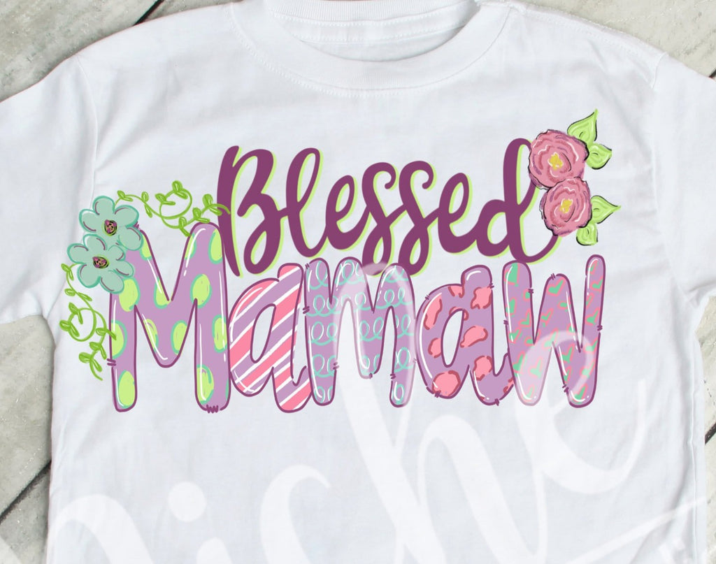 * Blessed Mamaw