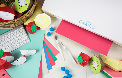Silhouette Cameo 101: Getting Started
