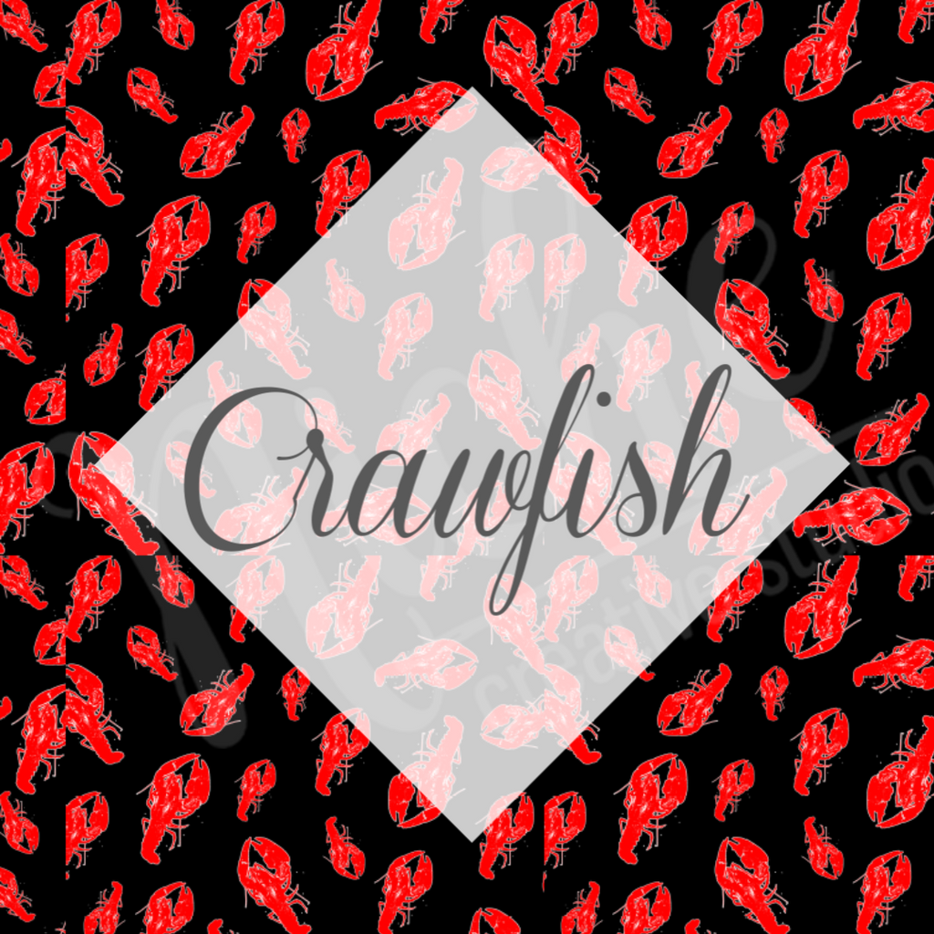 *Crawfish Vinyl Collection (CRA)