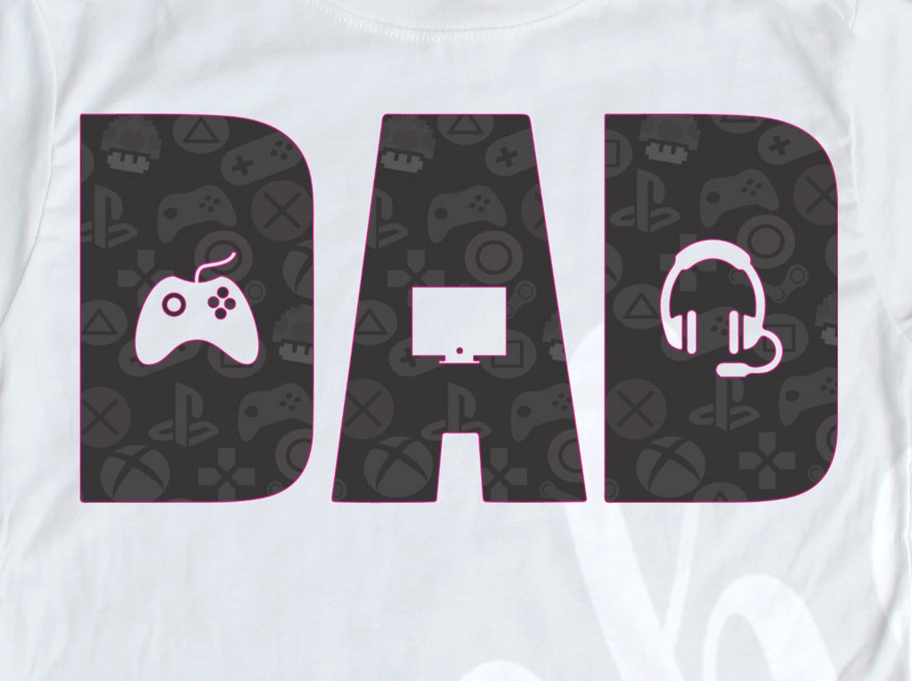 *Dad Gamer Decal
