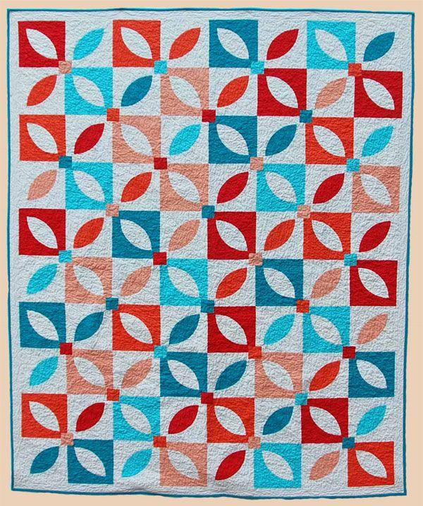 Pattern - Dance with Me Quilt