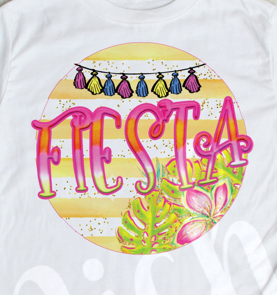 *Fiesta Circle Decal