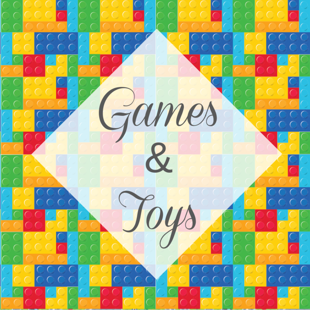 *Games & Toys Printed Vinyl Collection (GAT)