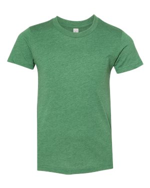 Bella Youth T-shirt - H. GREEN GRASS