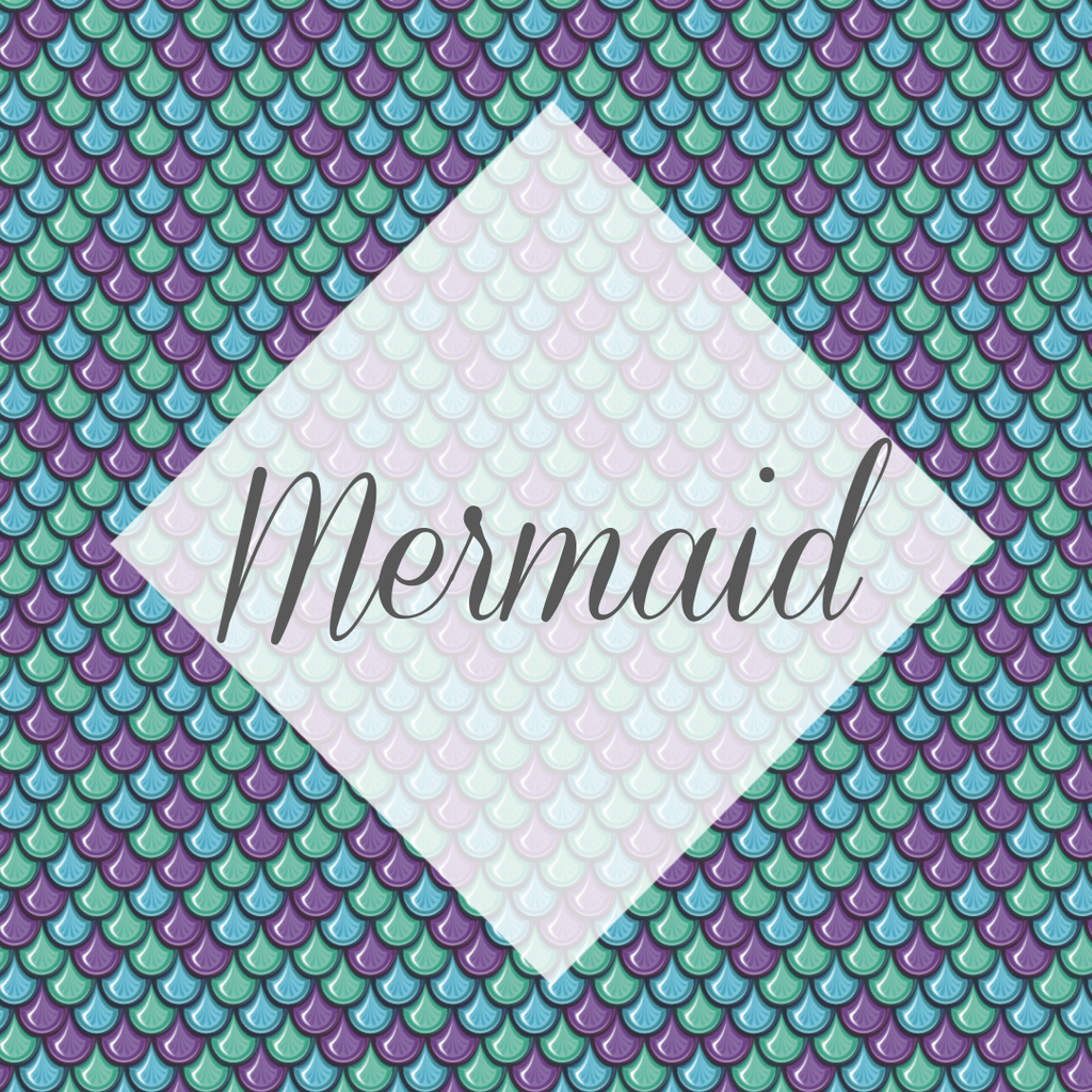 *Mermaid Vinyl Collection (MER)