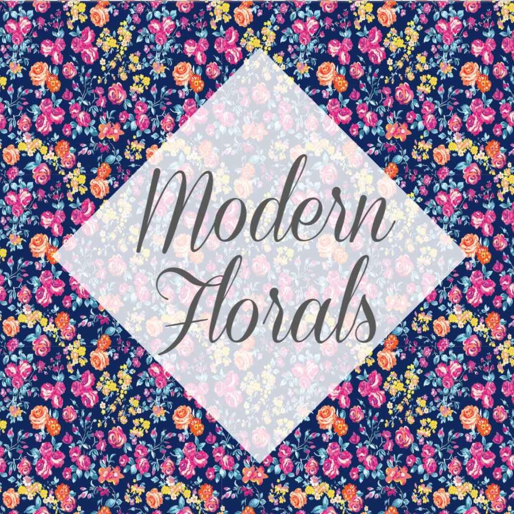 *Modern Florals Vinyl Collection (MFL)