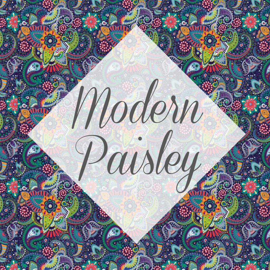 *Modern Paisley Vinyl Collection (MPA)
