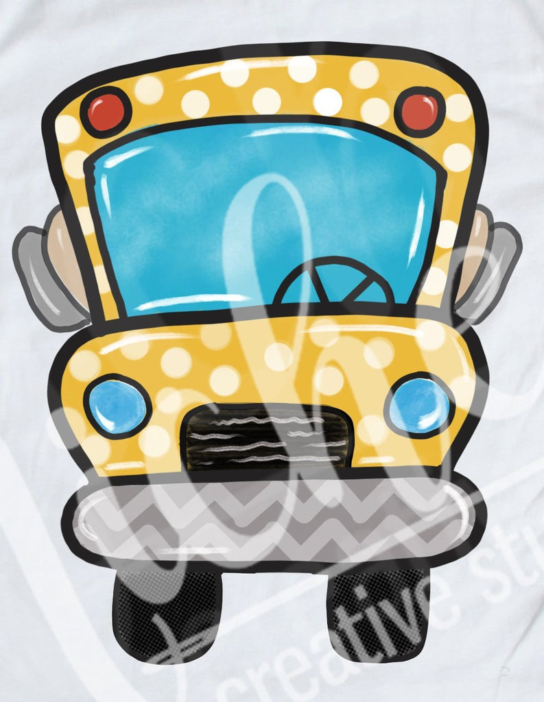 *School Bus Decal