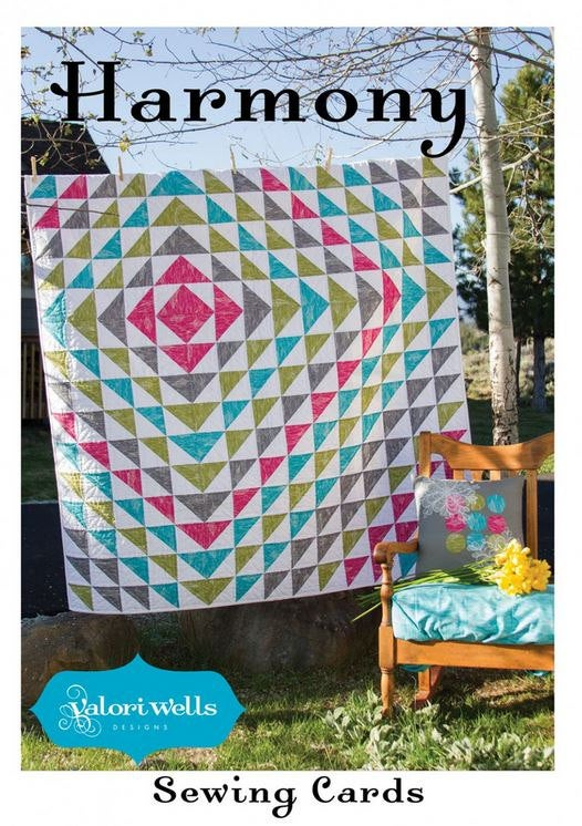 Pattern - Harmony Sewing Card