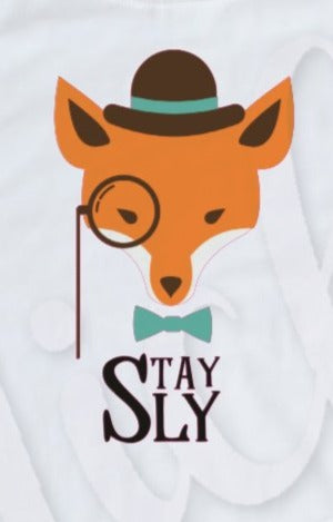* Stay Sly Fox Decal
