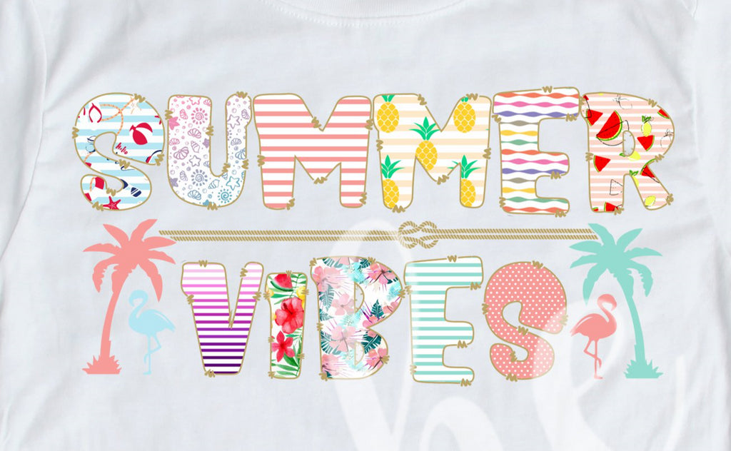 *Summer Vibes Decal