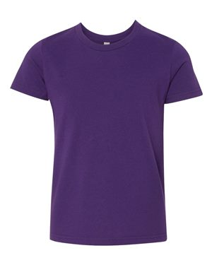 Bella Youth T-shirt - TEAM PURPLE